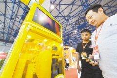 果汁机器人 智能又健康