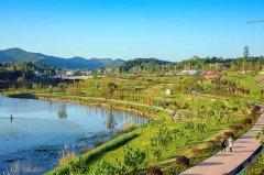 西充:做美城市形态 做优城市生态