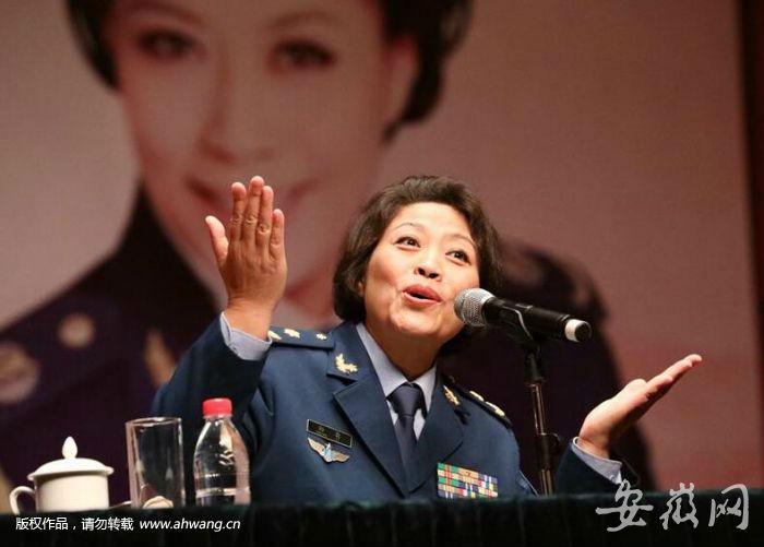 皖籍军旅歌唱家郑莉:没有唱法 只有好听