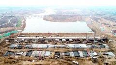 政企合作模式助力百里滹沱重现水清岸
