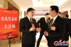 人大代表韩峰:把政治优势转化为发展