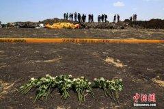 埃塞航空空难清理工作基本结束 遇难者