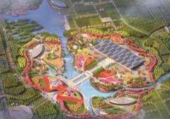 上海市崇明区花博园地区专项规划完成