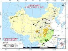 全国主要公路气象预报(3月24日20时至