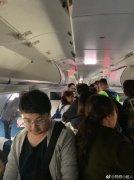 川航客机成都落地后被消防车包围 原因