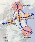 北翼对接北京雄安、南翼对接泰安曲阜