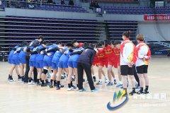 <b>2019年全国青年女子手球锦标赛西宁开赛</b>