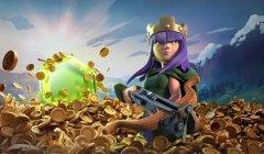 Gold Pass有奇效,部落冲突周收入上涨1
