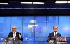 """英工党否认""""脱欧""""谈判停滞 欧盟:不"""