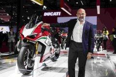 Raffaele Fusilli:杜卡迪未来将推出电动摩