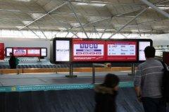 图片 实时信息共享,帮旅客解决机场交